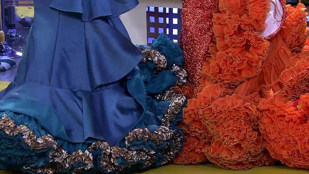 Más flamencos que nunca: 'Sálvame' se monta su particular Feria de Abril