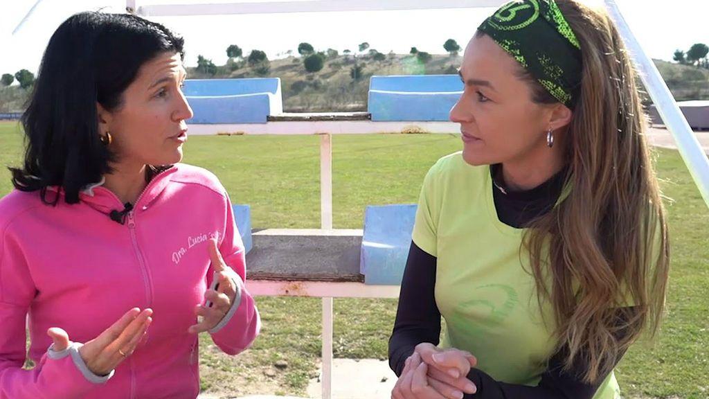 El running como terapia para luchar contra el cáncer, en el 'Mujeres runners' de Mónica Martínez