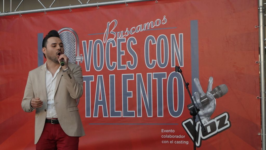 'Gana con tu voz' en Pamplona