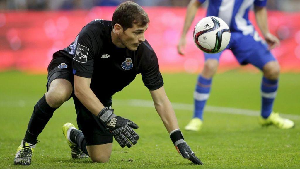 """La lección de Casillas a un compañero por usar palabrotas: """"Nos leen niños"""""""