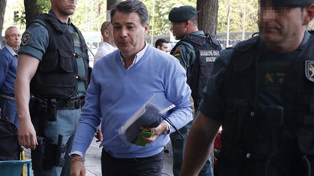 González pide su excarcelación porque su hija se casa en breve y no va a fugarse