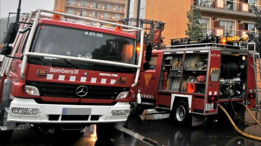 bomberos de la generalitat