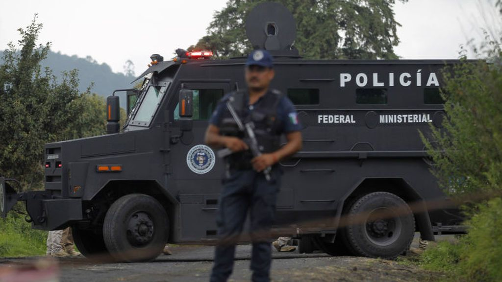 Asaltan a una familia en una carretera mexicana, violan a la madre y a la hija y matan al bebé