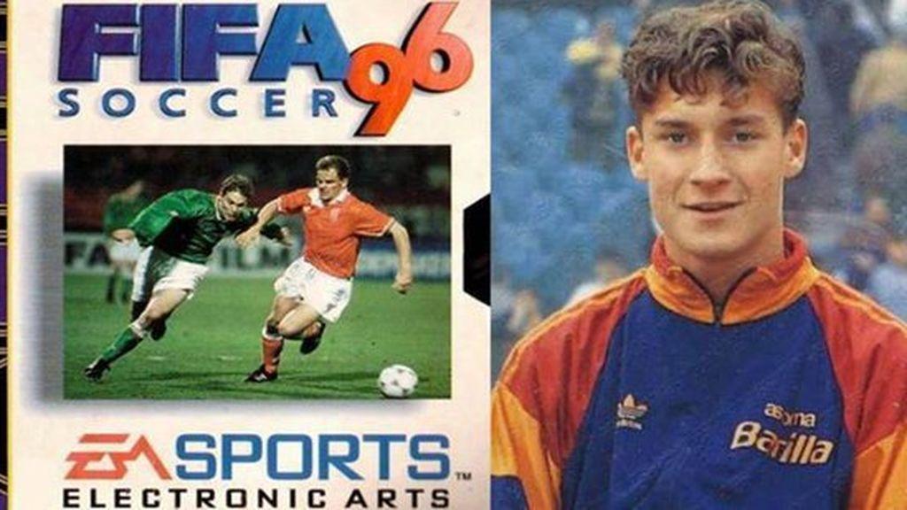 Totti, leyenda del fútbol... ¡y del FIFA! Se despide el jugador presente en todas las entregas de la saga