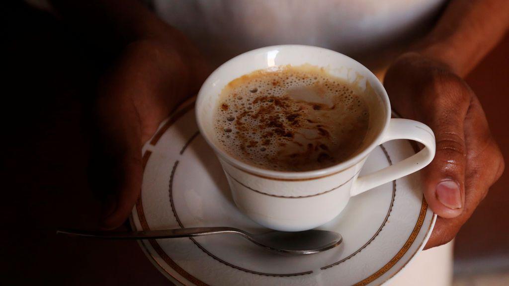 Café en Pakistán