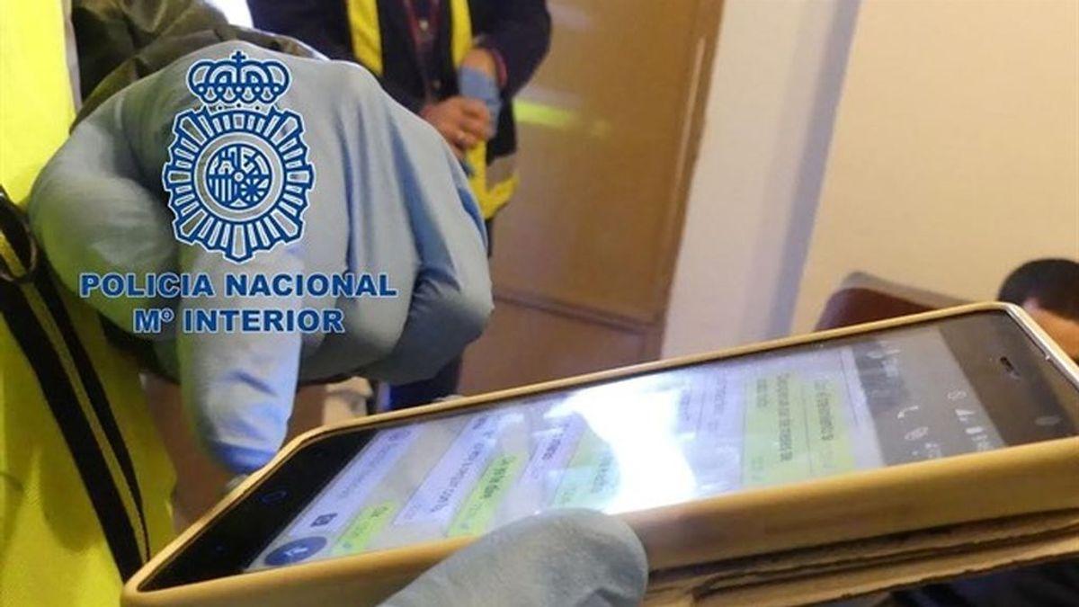 Detenido en Ávila a un hombre con más de 5.000 vídeos de pornografía infantil