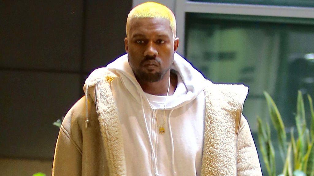 """Kanye West indignado con las fotos de Kim sin photoshop: """"La hacen parecer barata"""""""