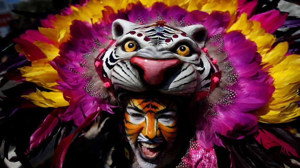 XII Festival Internacional de la Máscara Ibérica en Lisboa