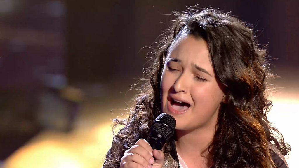 ¡Rocío, ganadora de 'La Voz Kids'! Las cuatro actuaciones que le han llevado al cielo