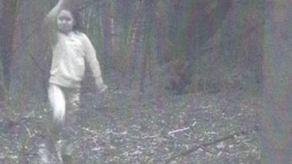 Se resuelve el misterio de la 'niña fantasma'