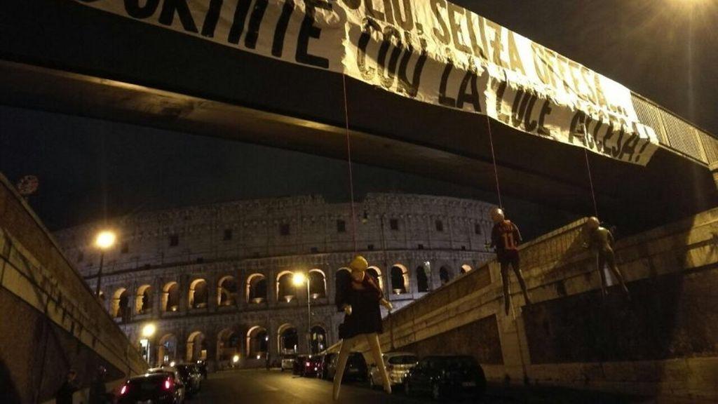 El primer conflicto de Monchi en la Roma: amenazan con ahorcar a tres jugadores del equipo