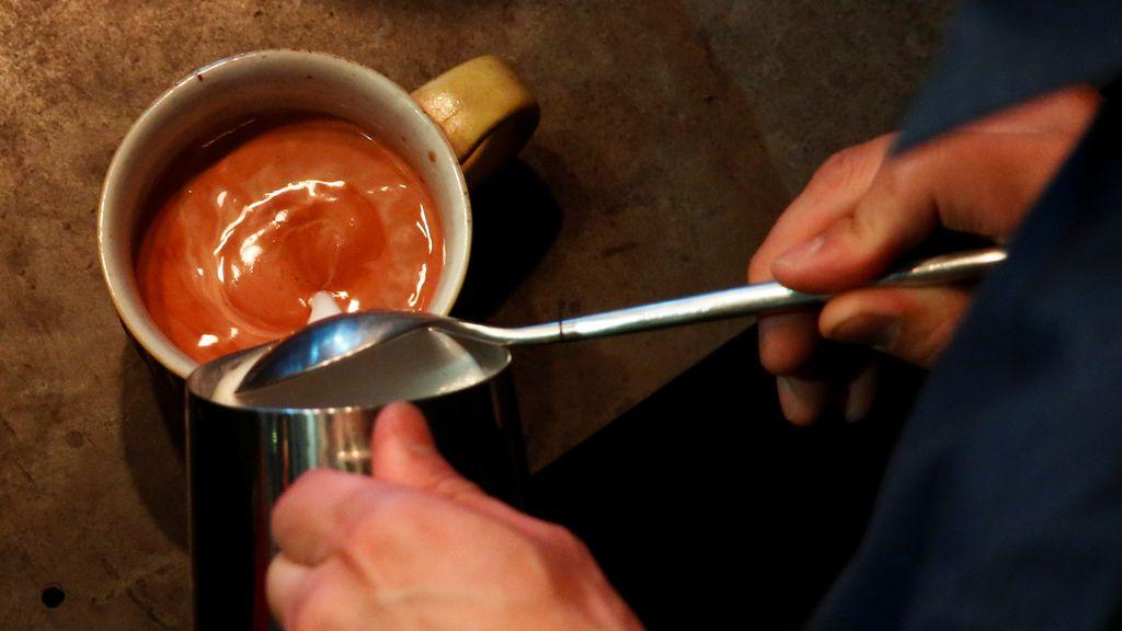 El arte de preparar café