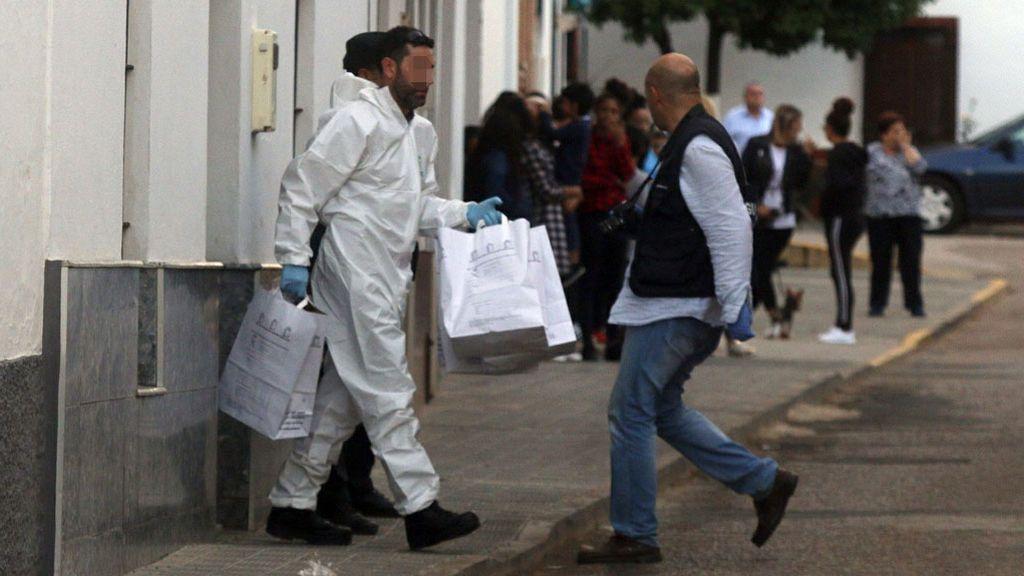 El presunto asesino de una mujer en Alcolea del Río, en Sevilla, ante el juez