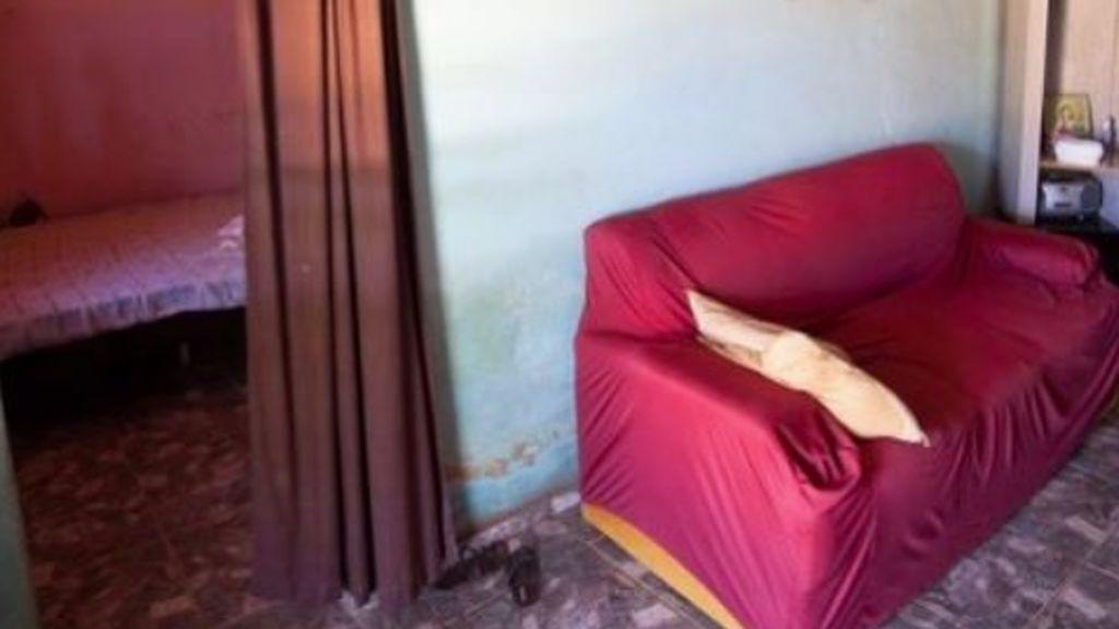 Cambio radical: Alves celebra su cumpleaños enseñando la humilde casa de su infancia