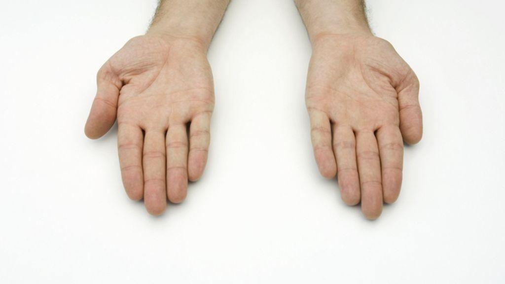 ¿Sabes por qué tenemos líneas en la palma de la mano? Y no son para predecir el futuro