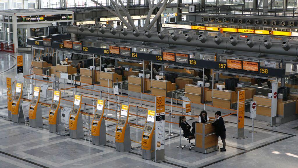 Un aeropuerto alemán ofrece una cabina de oración para los pasajeros más creyentes