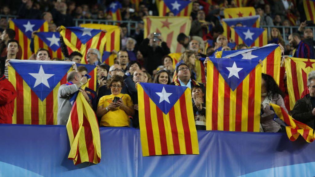 El FC Barcelona anuncia que hará campaña a favor del referéndum independista catalán