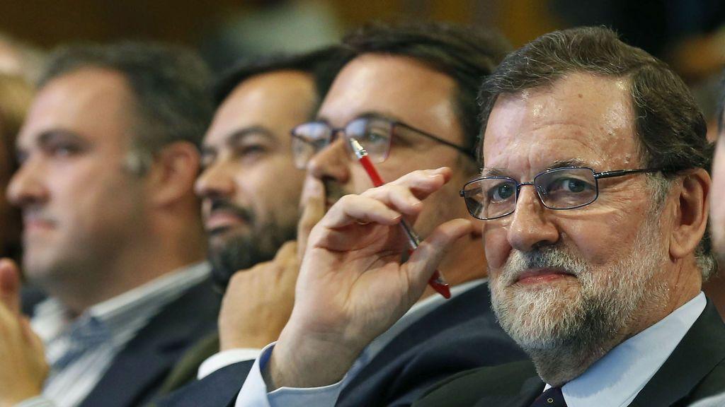 Mariano Rajoy, en Canarias