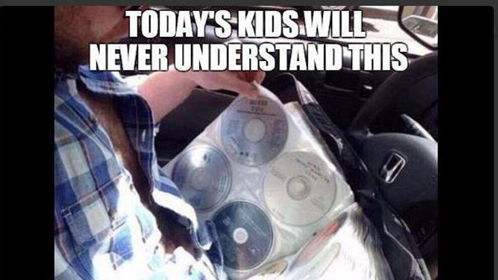 Lo que los nacidos a partir del 2000 nunca entenderán