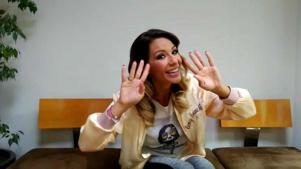 ¡Entrevistamos a Tamara Gorro tras las cámaras! Declaraciones exclusivas (EN VÍDEO)