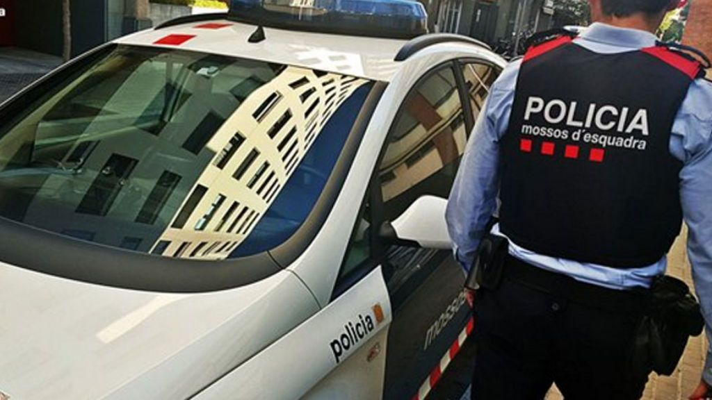 Siete detenidos por una pelea con apuñalamiento en el Metro de Barcelona