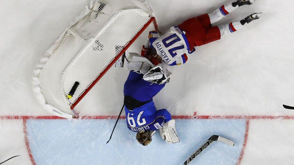 Mundial de hockey sobre hielo