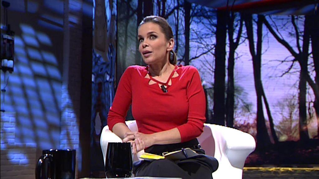 """Carmen Chaparro: """"Tengo miedo a invocar un monstruo y le pase algo a ..."""