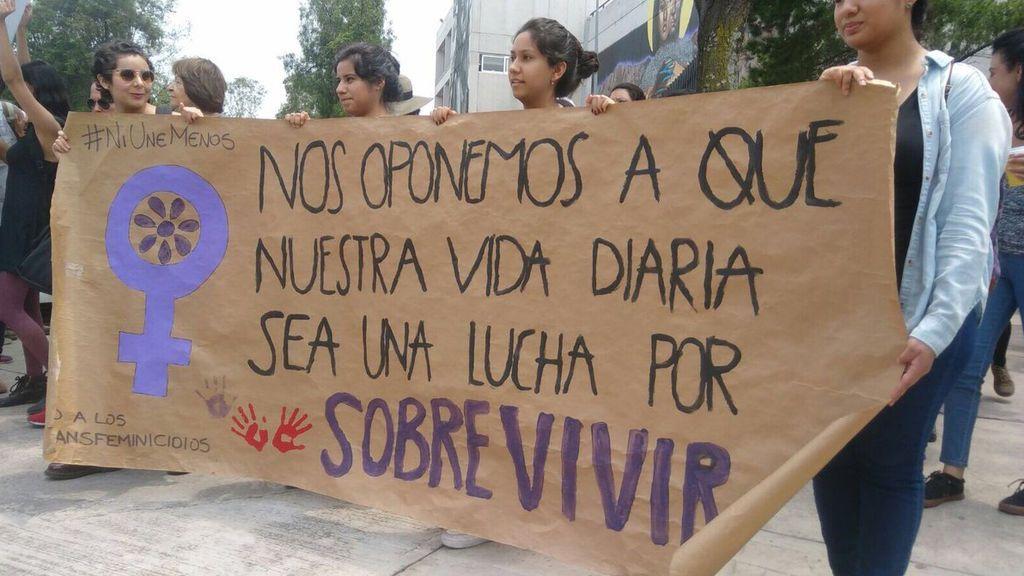 Indignación en México por los tweets emitidos sobre la muerte de una joven