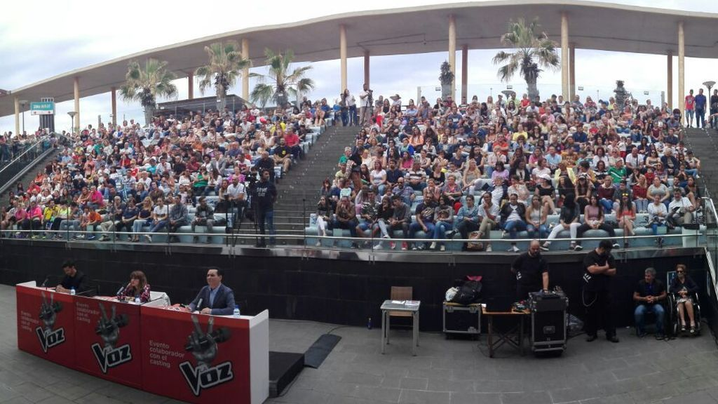 Gana con tu voz en el Centro comercial  Las Terrazas (Telde - Gran Canaria)