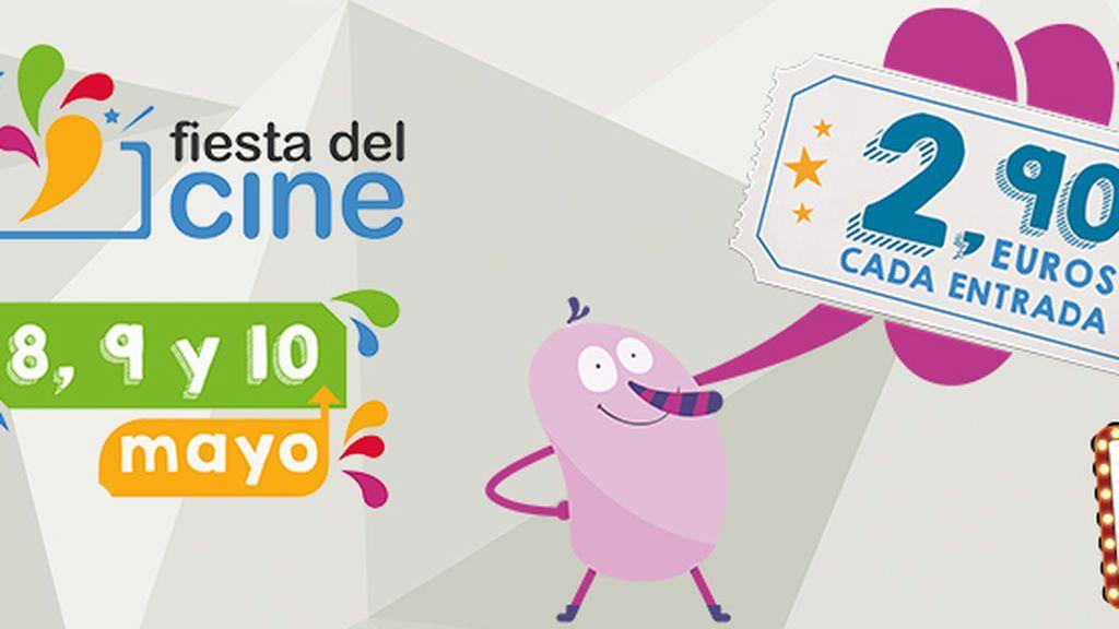 La XII Fiesta del Cine arranca con entradas a 2,90 euros