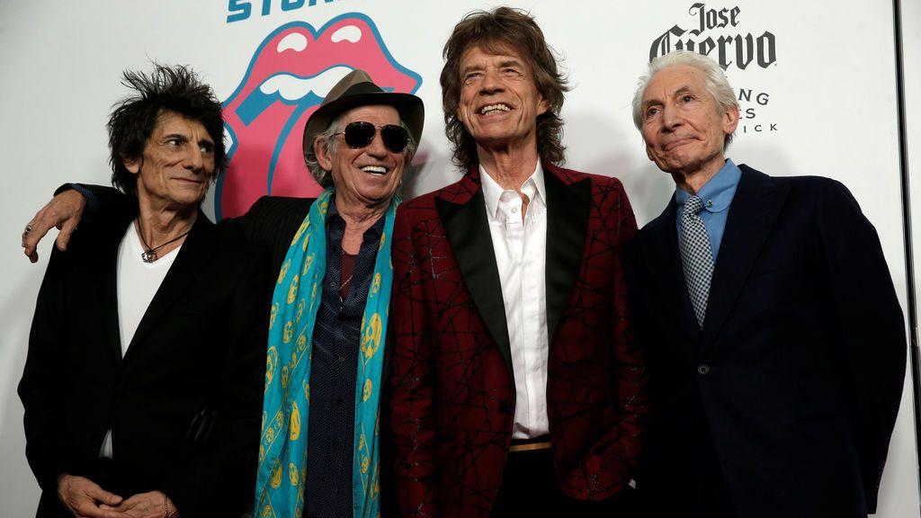 Los Rolling Stones actuarán en Barcelona el 27 de septiembre