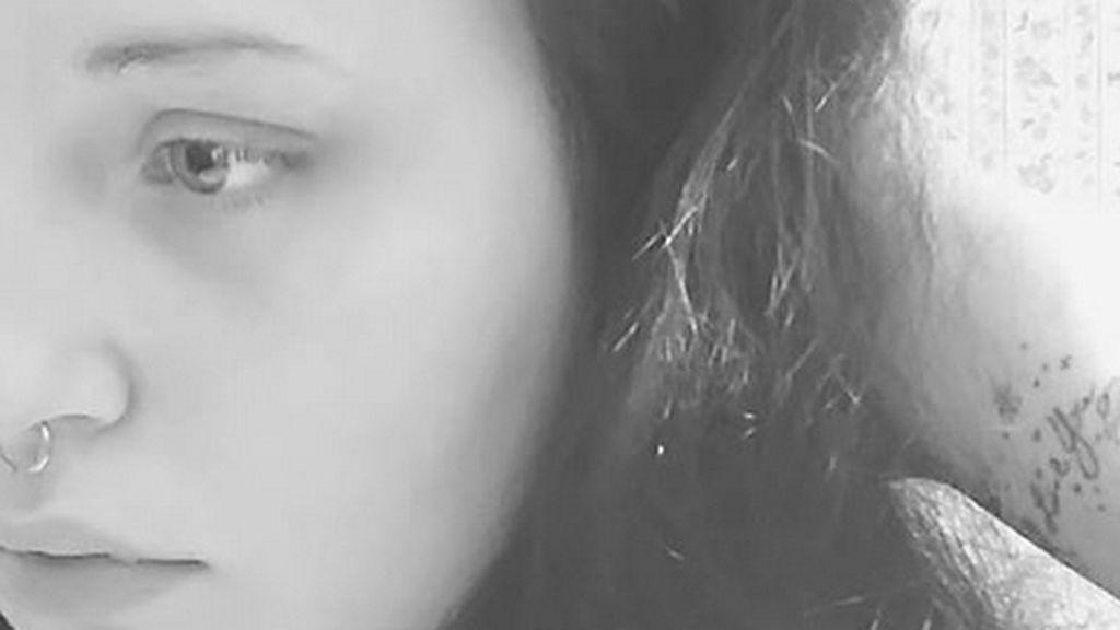 """""""Me peino hoy por primera vez en un mes"""": la realidad de la depresión de una joven"""