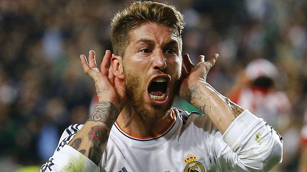 ¿Sergio Ramos ha mandado un mensaje a la afición del Atlético en redes sociales?
