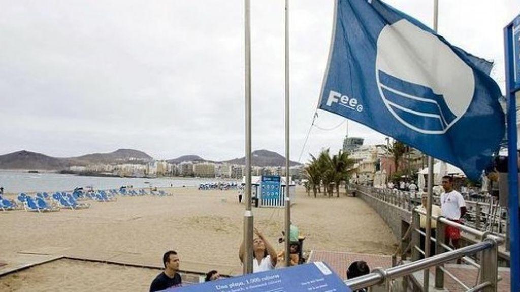 España lucirá 684 'banderas azules' en sus costas liderando el ranking mundial