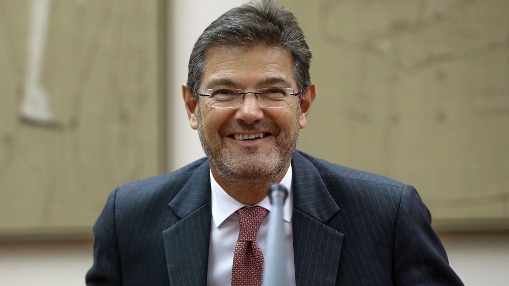 """Catalá niega """"compadreo"""" con Ignacio González"""