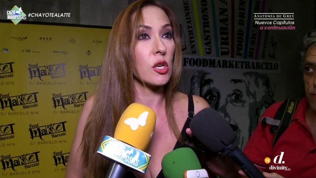 """Chayo Mohedano, a Mariñas: """"Se tiene que preocupar de cómo fue él como hijo"""""""