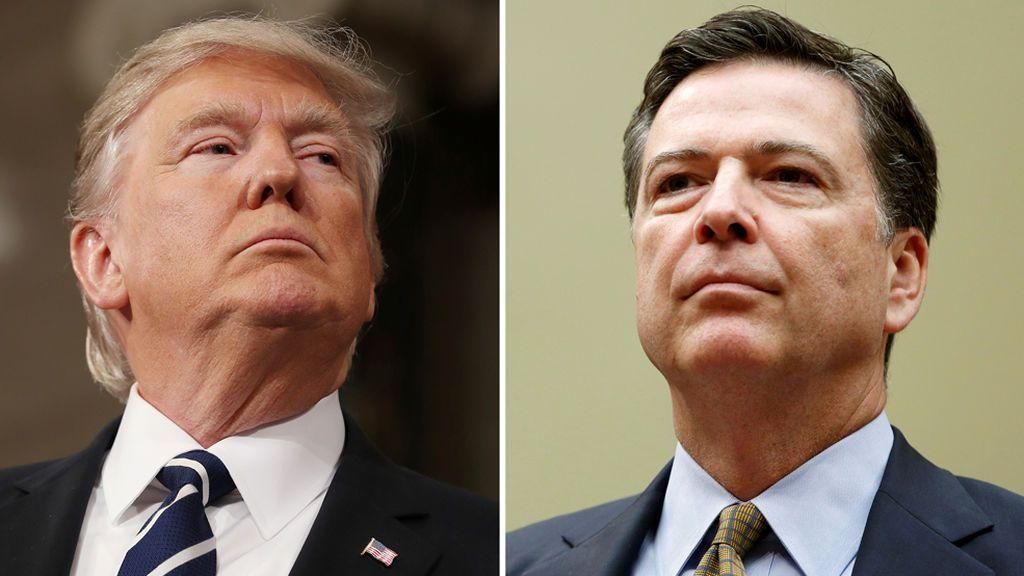 Estados Unidos, en shock tras el cese del Director del FBI