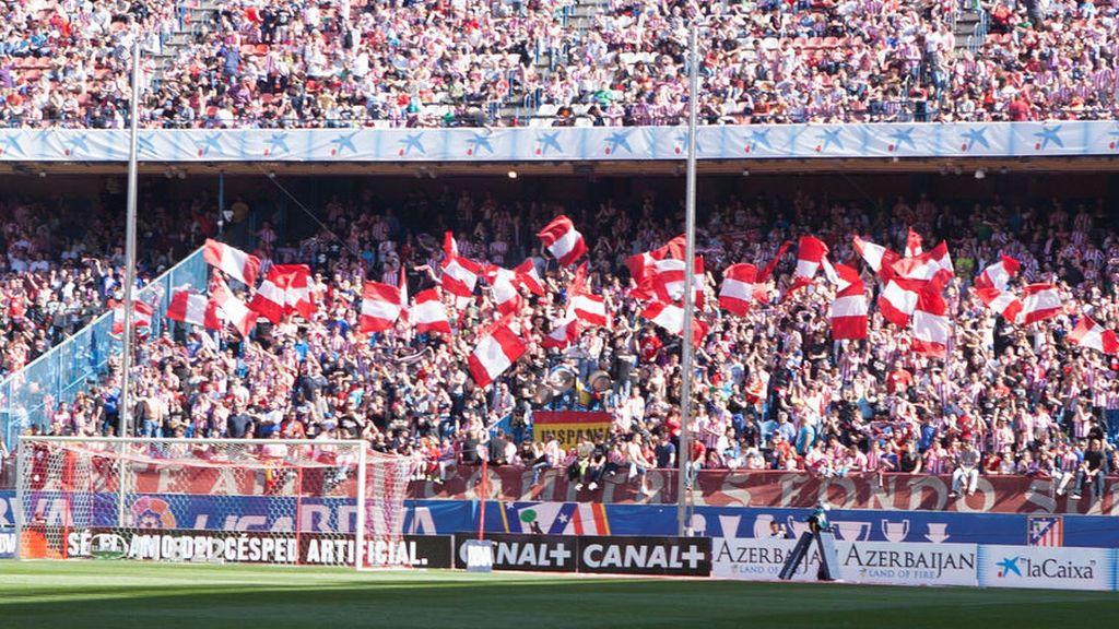 """""""Orgullosos de no ser como vosotros"""": así será el tifo del Calderón ante el Real Madrid"""