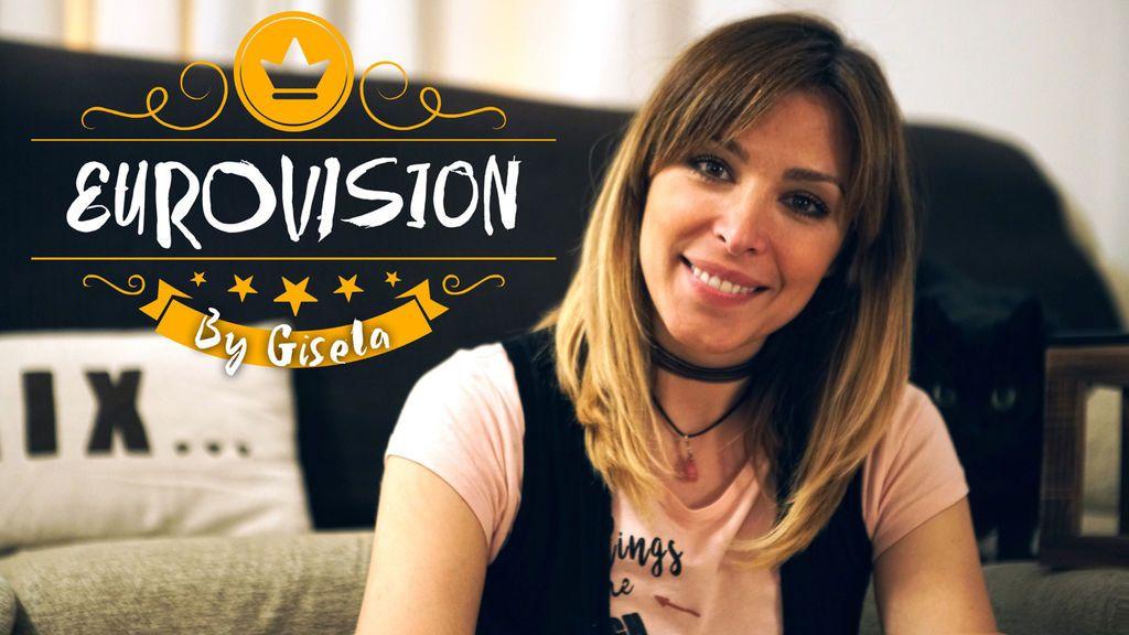 Gisela se moja y opina sobre Manel Navarro, el representante de España en Eurovisión
