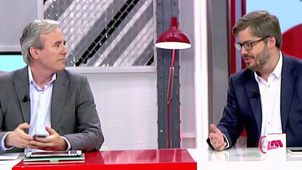 """Fran Hervías (C's): """"El presidente del Gobierno no quiere dar la cara en persona"""""""