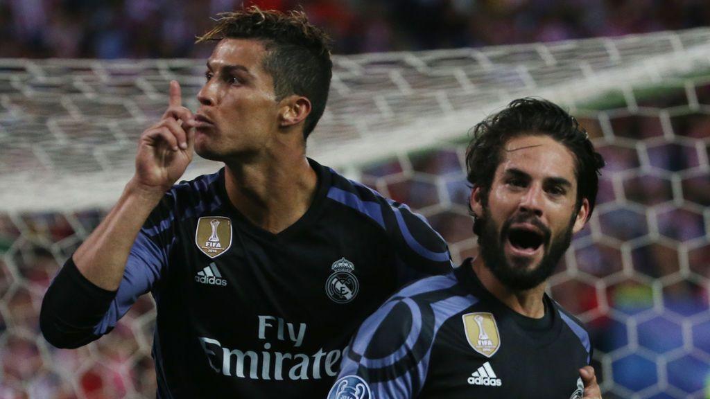 El Madrid también manda callar al Atleti: Utiliza en Instagram la foto de Cristiano para celebrar la final de Champions