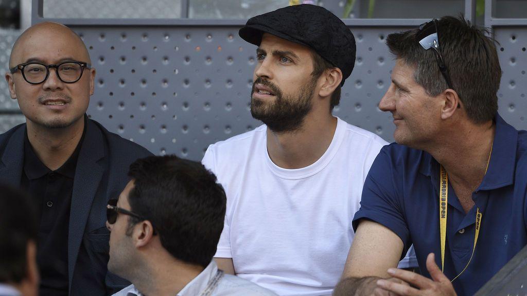 La verdadera razón de la visita de Piqué al Masters de Madrid: planea crear un torneo de tenis