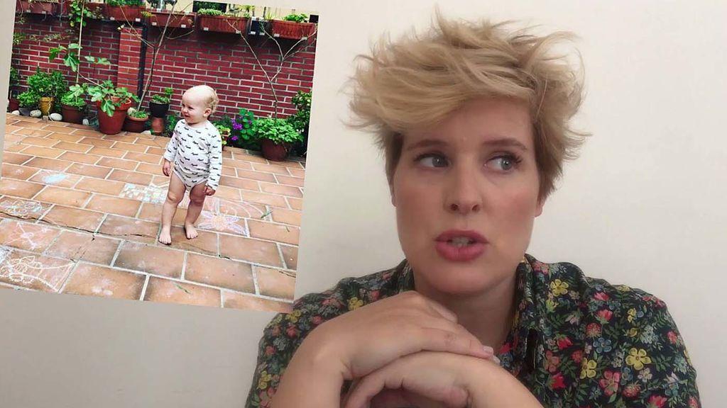 "Tania Llasera: ""Quítale alguna capa de ropa a tu hijo, que se va a achicharrar"""