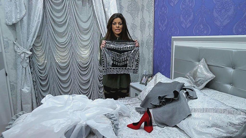 Gipsy Queens: La Rebe te enseña sus mejores outfits de mercadillo