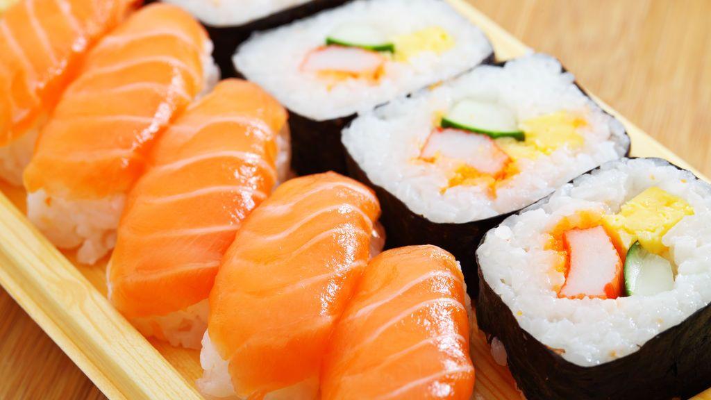 Alertan de los peligros del sushi