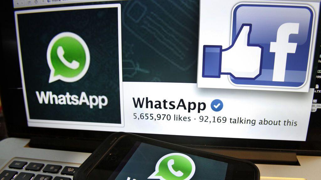 Multan a Whatsapp por compartir datos de usuarios con Facebook