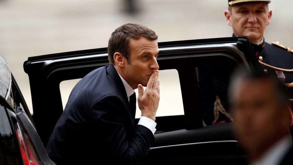 Macron desvela los nombres de su equipo de gobierno