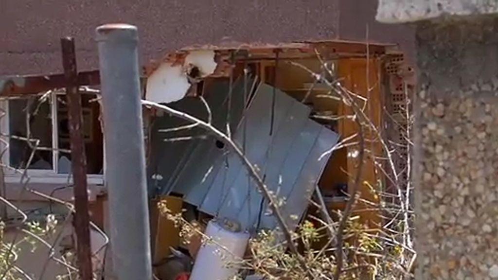 Dos heridos en una deflagración en una casa de Segur de Calafell