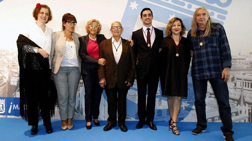 """Carmena alaba a San Isidro, el patrón de Madrid:  """"Un santo de andar por casa"""""""