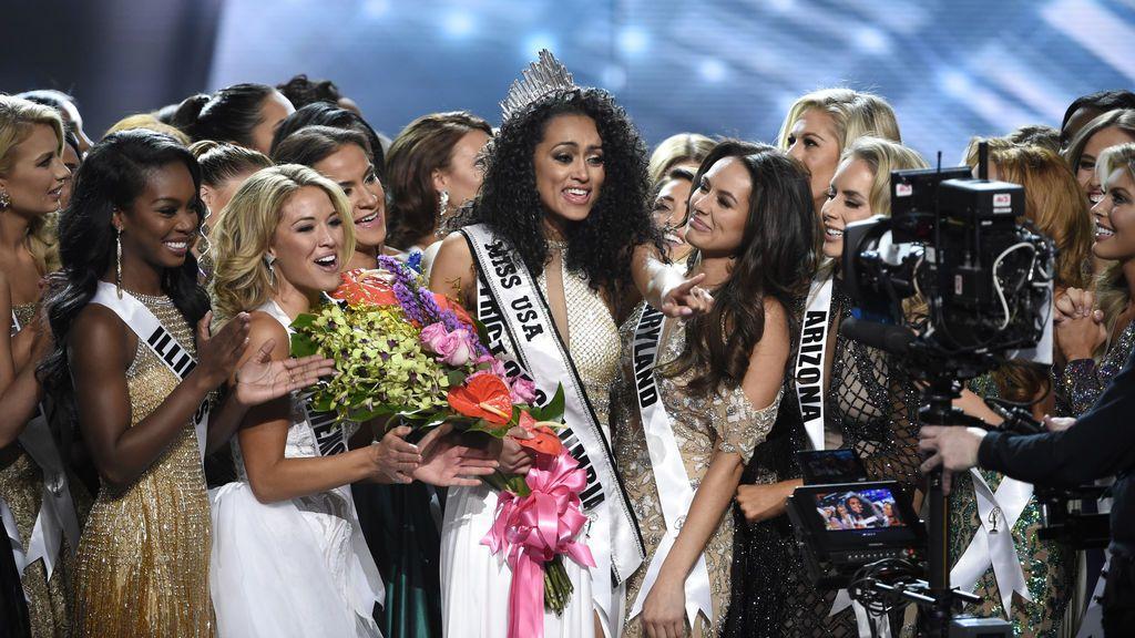 Kara McCullough, nueva  Miss EEUU 2017